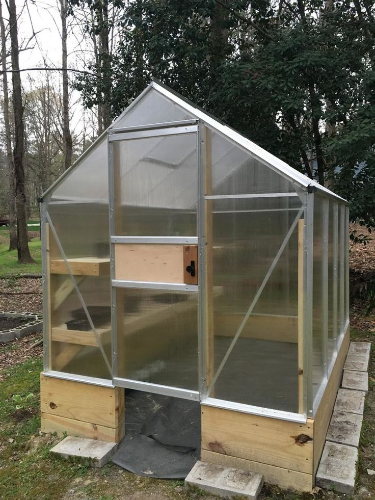 harbor freight greenhouse instructions