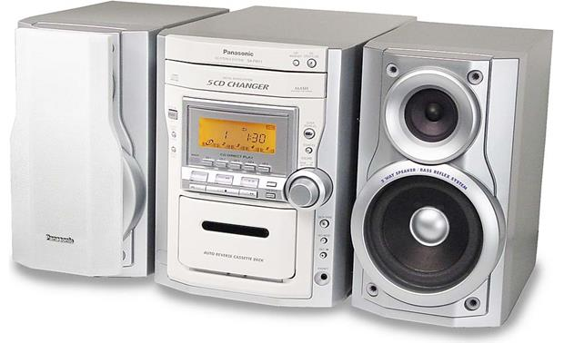 audiovox 5 cd changer home system manual