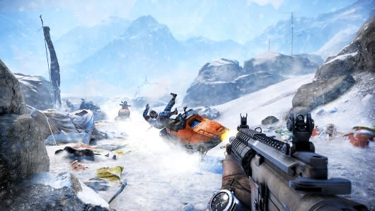 Far cry 4 how to turn off radio pc