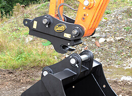 Hill engineering quick hitch manual