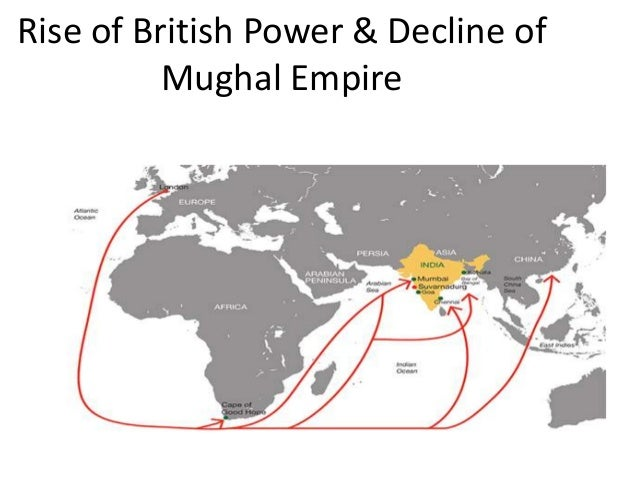 Rise and fall of the mughal empire pdf