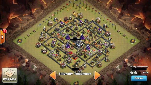 Coc guide to war weight