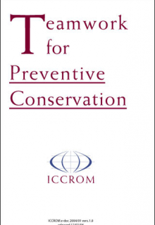 Preventive conservation in museums pdf