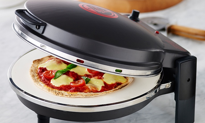 new wave pizza maker instructions