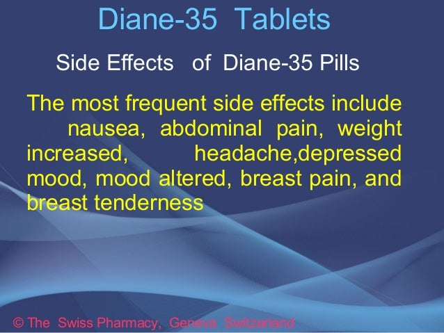 diane 35 contraceptive pill instructions
