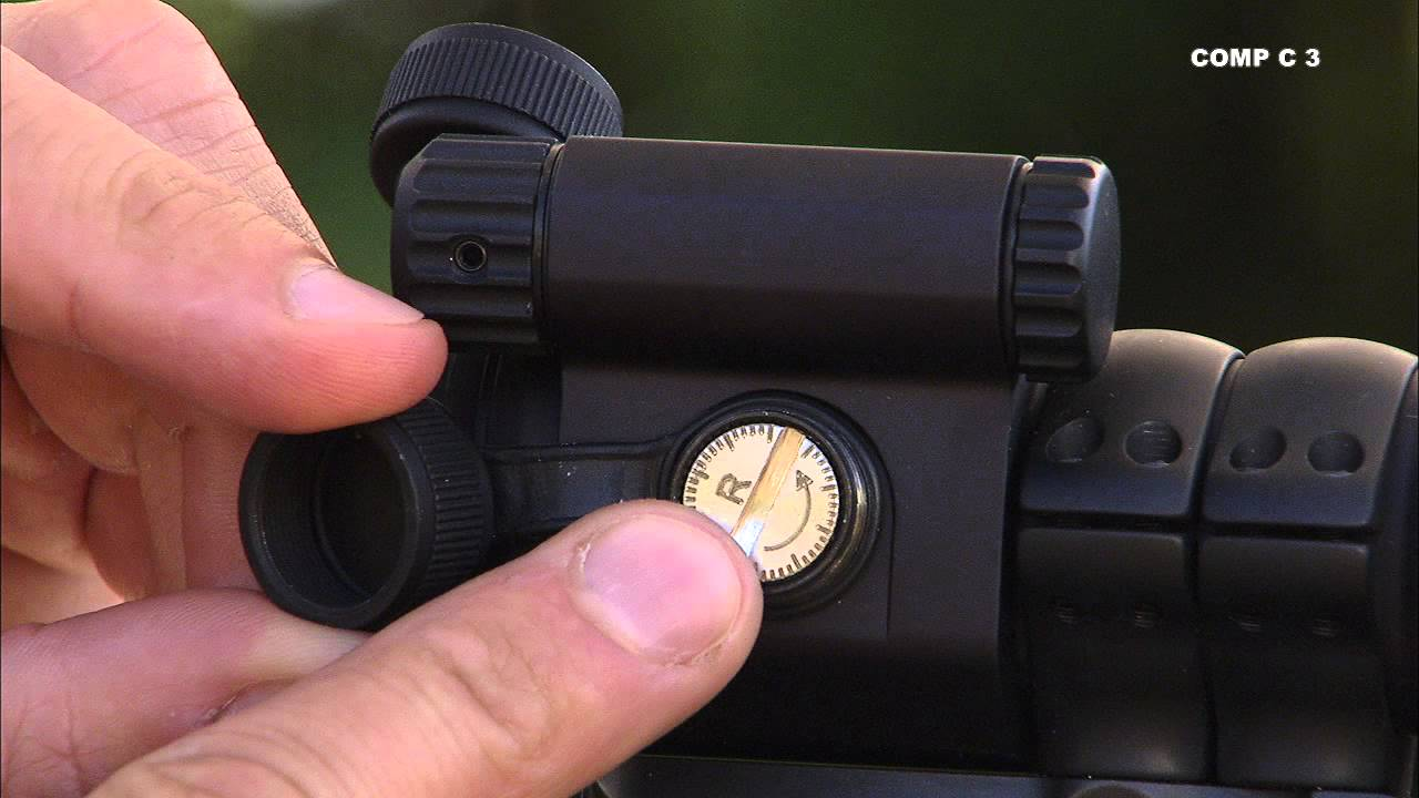aimpoint comp m2 instruction manual