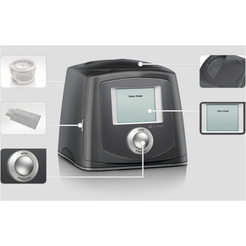 fisher paykel icon auto instructions