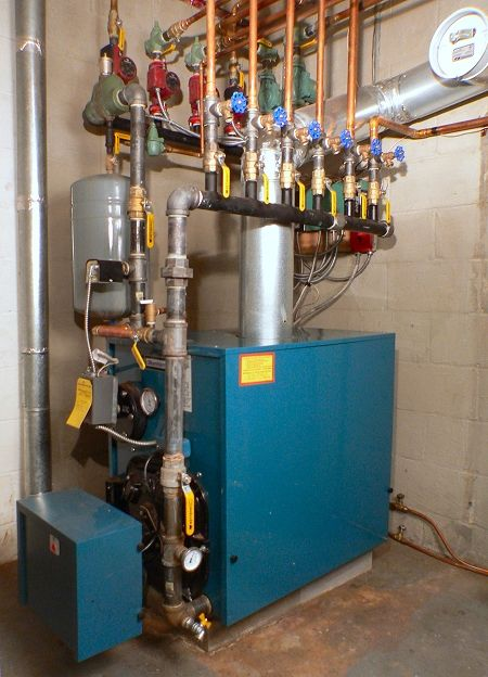 hydronic d4wsc installation instructions